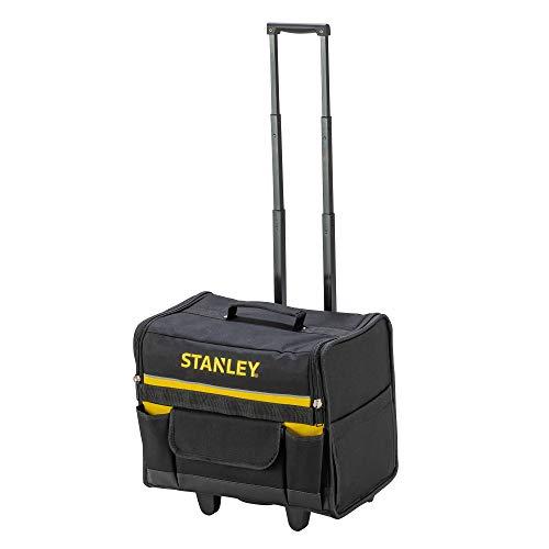 Stanley Werkzeugkoffer (mit Rollen, 44,5 x 25,5 x 42 cm,...