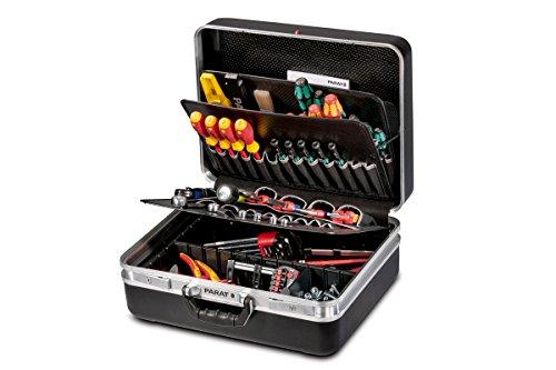 PARAT 489000171 Classic Werkzeugkoffer, King-Size-Format...