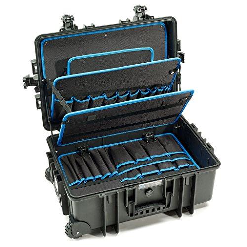 B&W Werkzeugkoffer JUMBO 6700, 117.19/P (Lieferung erfolgt...