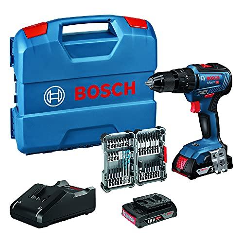 Bosch Professional 18V System Akku Schlagbohrschrauber GSB...