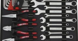 Famex 729-89 Werkzeugkoffer Set Top Qualität -