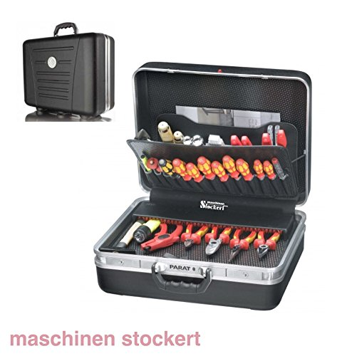 Parat Werkzeugkoffer Limited Edition 2014 Hartschalenkoffer Koffer Montagekoffer