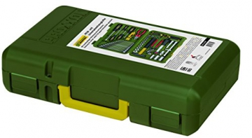 PROXXON Industrial 23650 Werkzeugkoffer 43tlg. 1,3 cm (0,5 Zoll) 4KT Driver-System PROXXON i.Ku.-Koffer -
