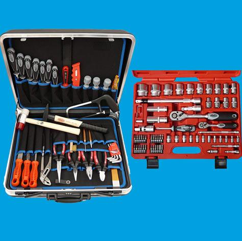 Famex-Werkzeug-Komplettset